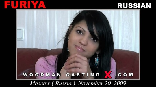 Furiya Woodman Casting X